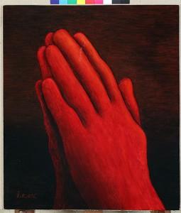 Crvene ruke,2016.lesonit